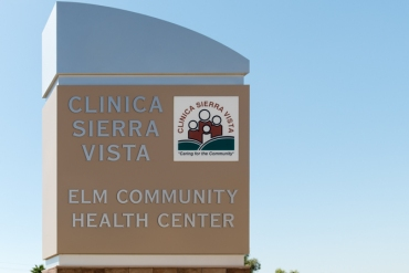 Clinica Sierra Vista, a community health center in Fresno, is providing ongoing medical care to asthma patients as part of a collaboration with the Central California Asthma Collaborative (Photo by Heidi de Marco/KHN).