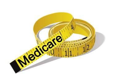 Medicare measuring tape 570