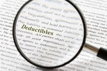 deductibles fine print 570