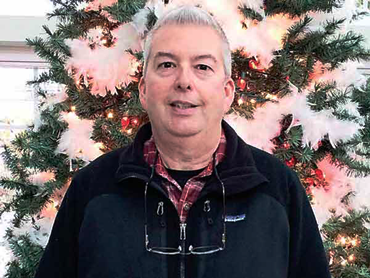 Terry Sullivan, 60, doesn't like what the ACA stands for. Photo from Terry Sullivan