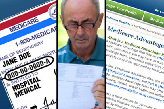 Medicare traditional v advantage 570