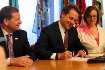Montana governor signs bill