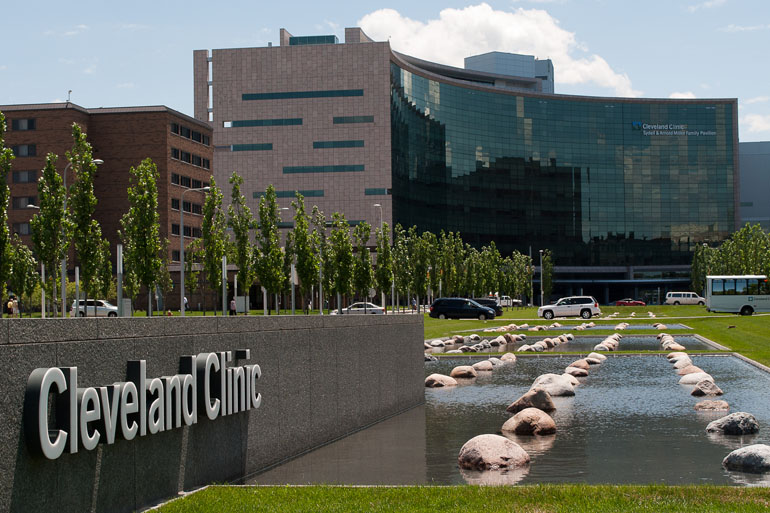 Image result for PHOTOS OF THE CLEVELAND CLINIC