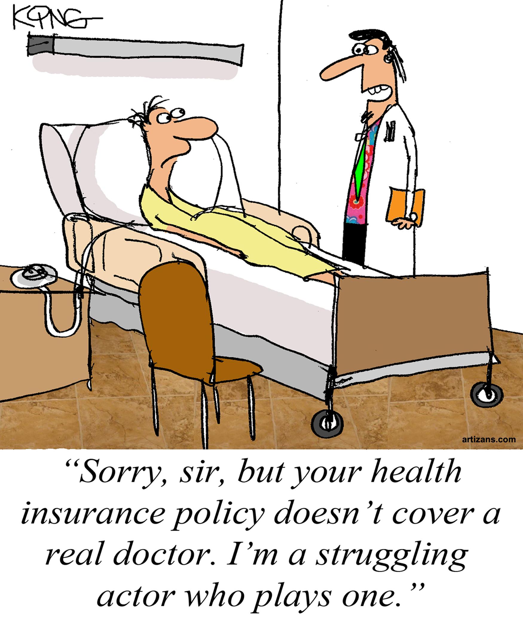 The Doctor Act?' | Kaiser Health News