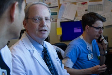 Robert Wachter (Photo by Susan Merrell/UCSF)