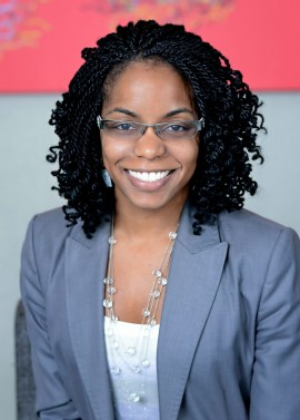 Dr. Maisha Robinson, a neurologist at the University of California, Los Angeles. She's working with pastors in Los Angeles to urge black families to plan for the end of their lives.