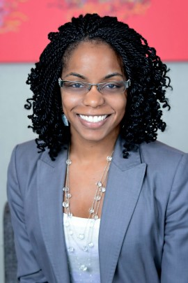 Dr. Maisha Robinson, a neurologist at the University of California, Los Angeles.