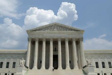 The United States Supreme Court, May 27, 2014 in Washington, D.C. (Photo by Chip Somodevilla/Getty Images)
