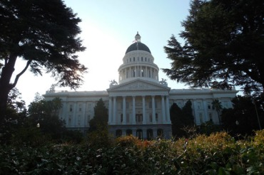 California State Capitol (Photo by Jimmy Emerson via Flickr)
