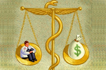 doctor money scales 570