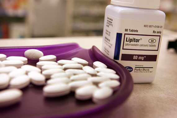 Lipitor (Photo by Scott Olson/Getty Images)