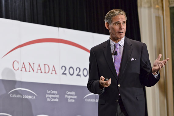 Dr. Eric Topol (Photo by Canada 2020 via Flickr)