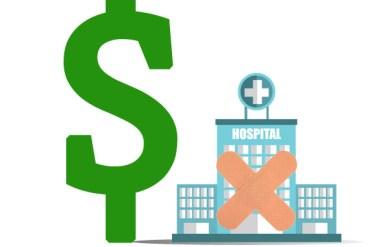 hospital bandage money 570