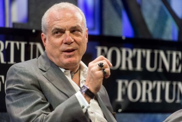 Mark Bertolini, Chairman and CEO, Aetna (Noah Berger/Fortune Global Forum via Flickr)