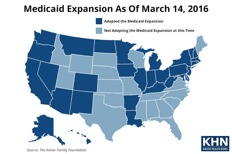 Medicaid Expansion - March 14, 2016