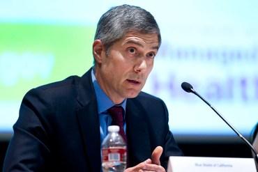 Blue Shield of California CEO Paul Markovich