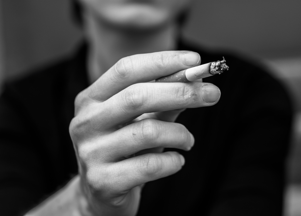 Smokers' Ranks Look Conspicuously Sparse In Obamacare