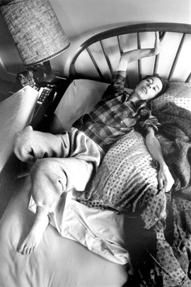 "Renee Sahm, one of five terminally ill people followed by Lonny Shavelson in his 1995 book ""A Chosen Death."" (Courtesy of Lonny Shavelson)"
