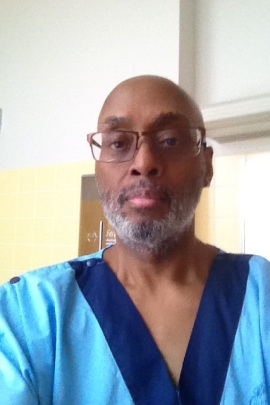 Teddy Howard, 56, is seeking repayment for a liver transplant he blames on side effects of receiving unnecessary chemotherapy from Farid Fata. (Courtesy of Teddy Howard.)
