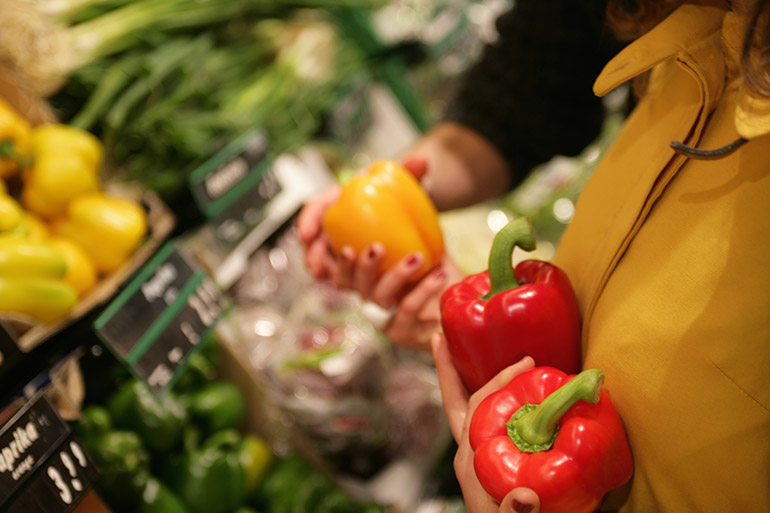 Advocacy Group Pushes For Changes In U S  Food Assistance Program