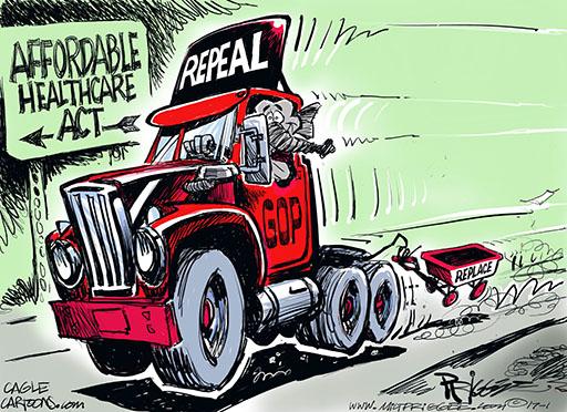 Keep On Truckin'?' | Kaiser Health News
