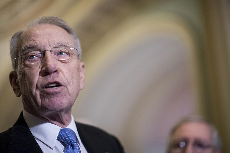 Sen. Grassley Demands Scrutiny Of Medicare Advantage Plans ...