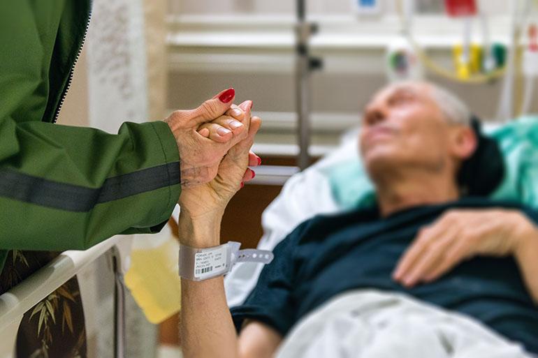 Influx Of Elderly Patients Forces ER To Practice Comfort Care