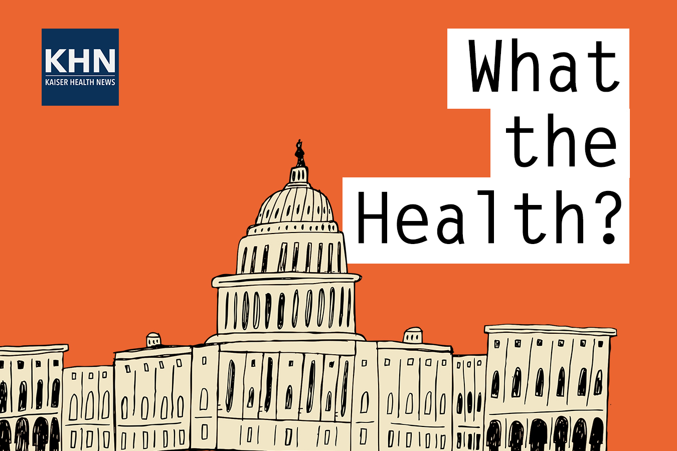 'What The Health' Podcast cover image