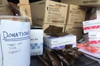 Syringe exchange supplies