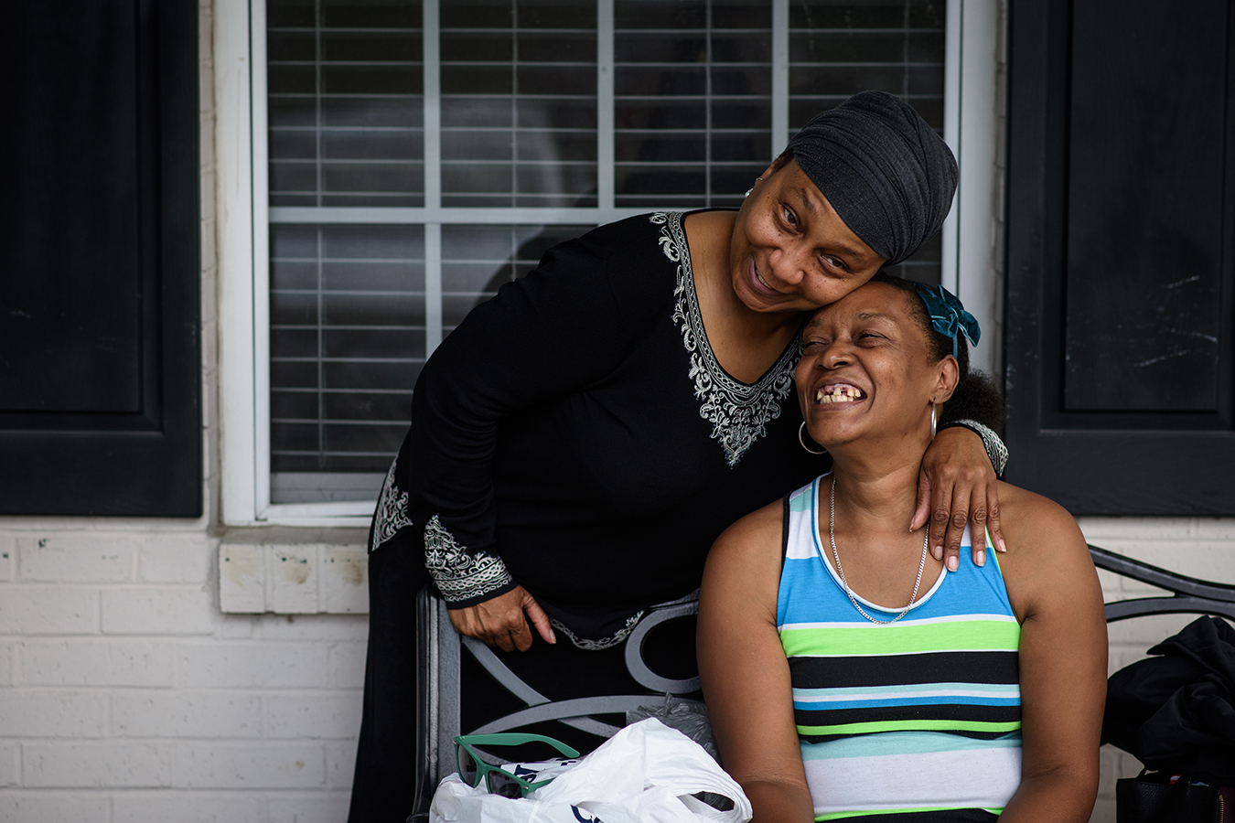 Her Sister's Keeper: Caring For A Sibling With Mental