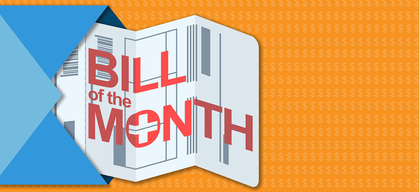 Bill Of The Month: A College Student's $17,850 Drug Test