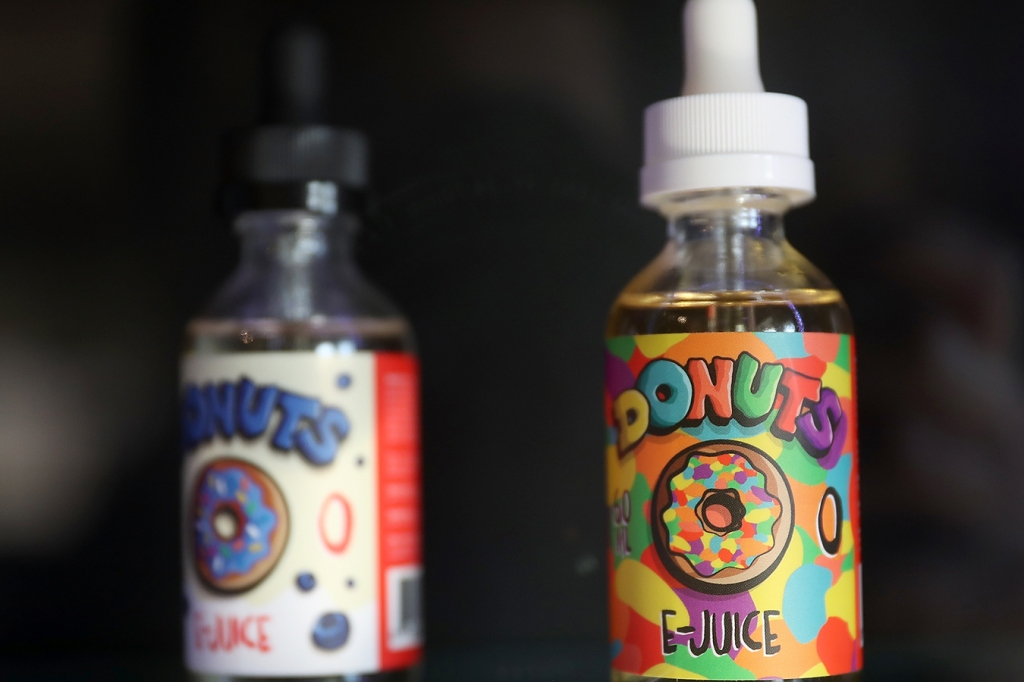 Peanut Butter Cup' Vape: Is This Dessert Or An E-Cigarette