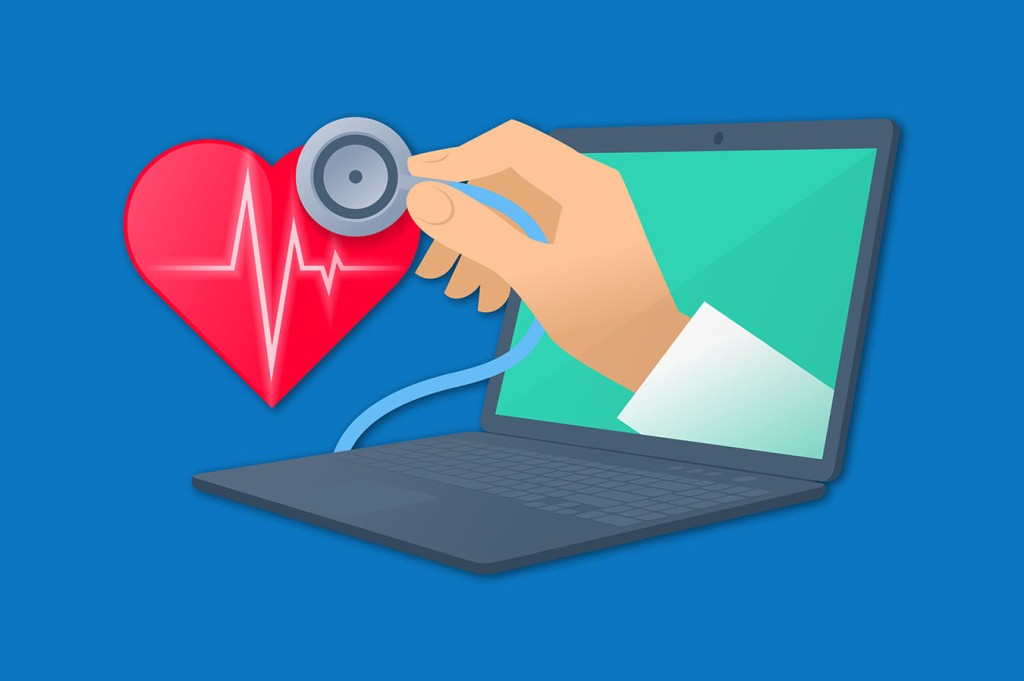 Hoping To See Your Doctor Via Telemedicine? Here's A Quick
