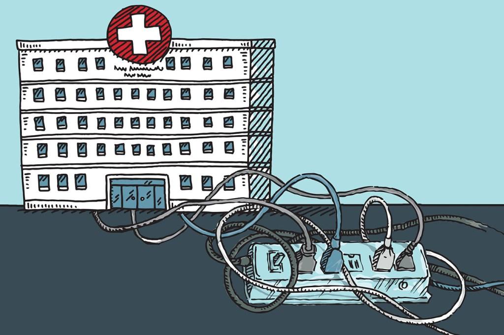 Energy Efficiency in Hospitals (26 Sep 2011) | Energy ... |Energy Efficient Hospitals