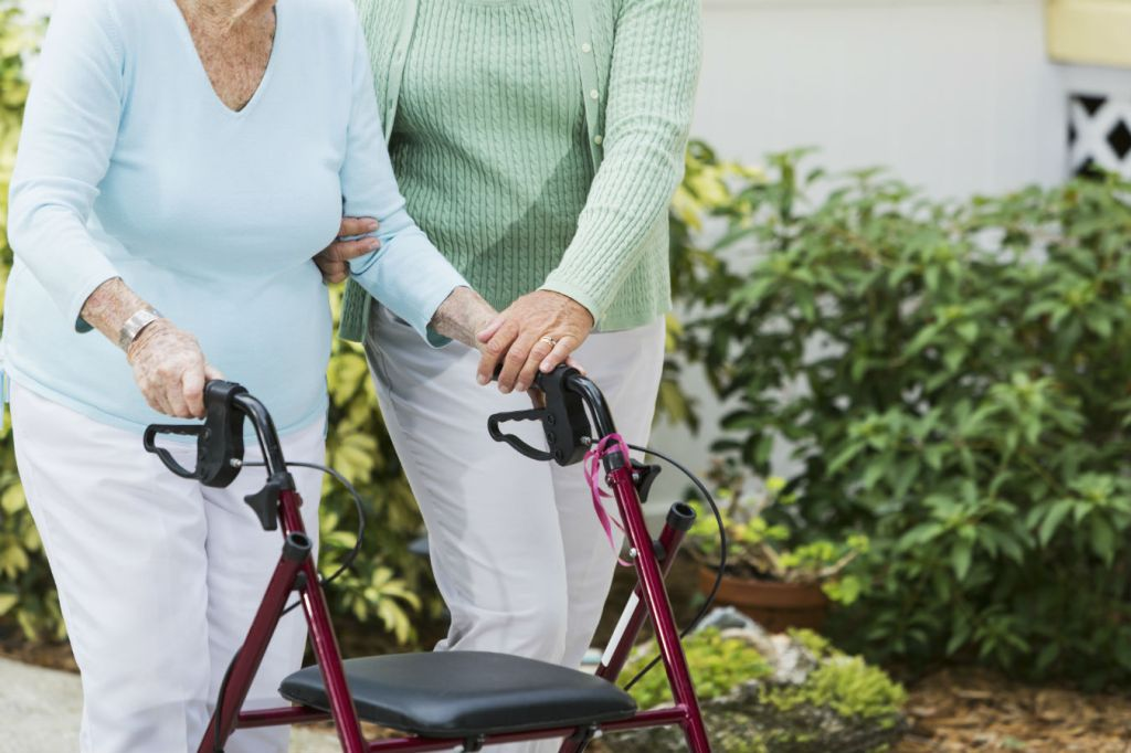 A Late-Life Surprise: Taking Care Of Frail, Aging Parents ...