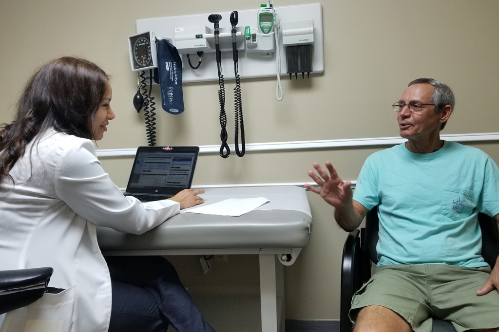 Medicare Advantage Plans Shift Their Financial Risk To Doctors