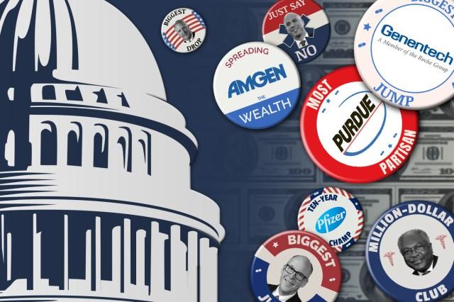 Pharma Cash To Congress