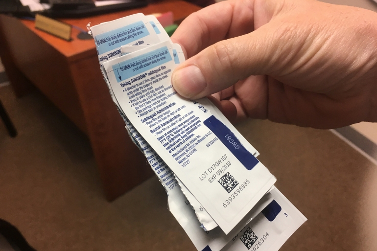Black Market For Suboxone Gives Some A Glimpse Of Recovery