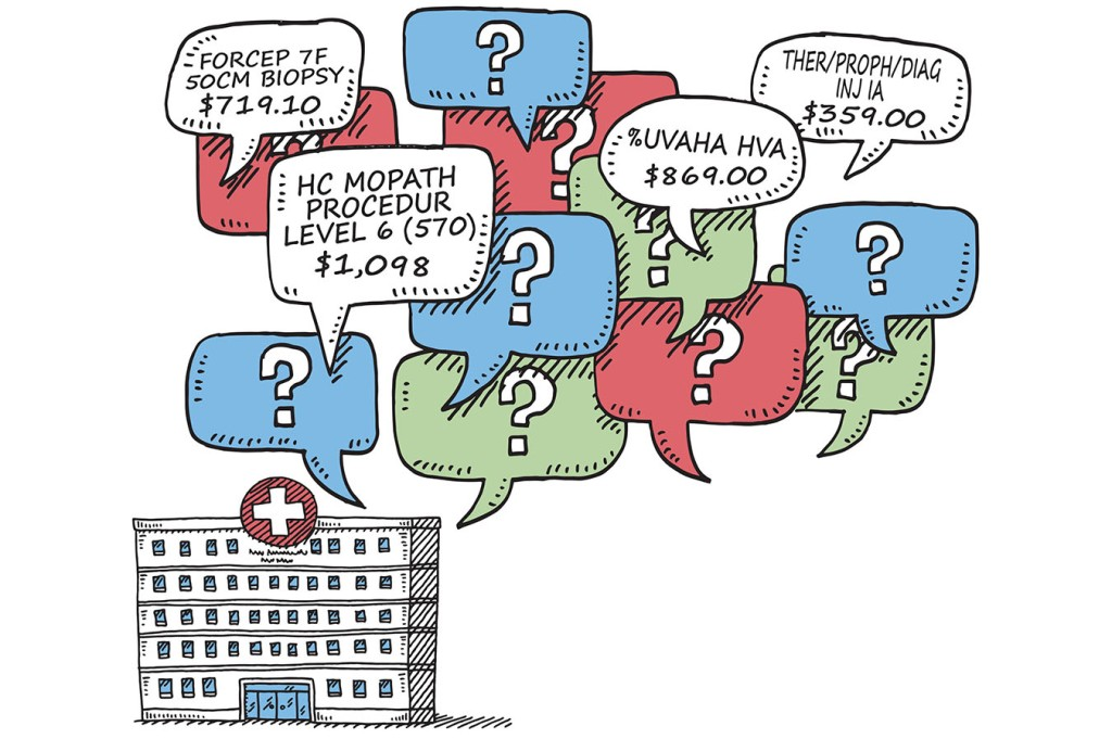 As Hospitals Post Sticker Prices Online, Most Patients Will
