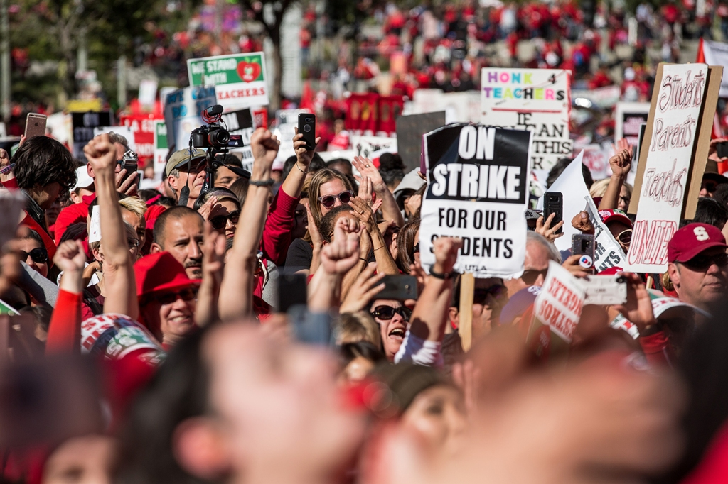Inspired by Los Angeles teachers, who were promised 300 more school nurses after striking last month, unions in Denver, Oakland, Calif., and beyond are demanding more school nurses or better compensation for them.