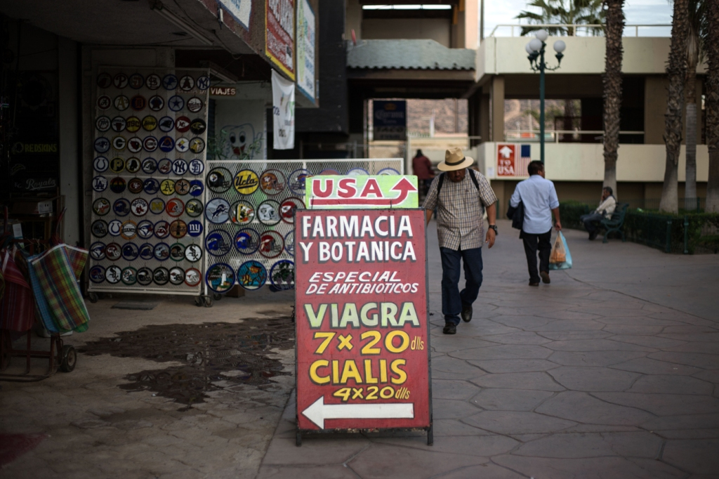 Americans Cross Border Into Mexico To Buy Insulin At A
