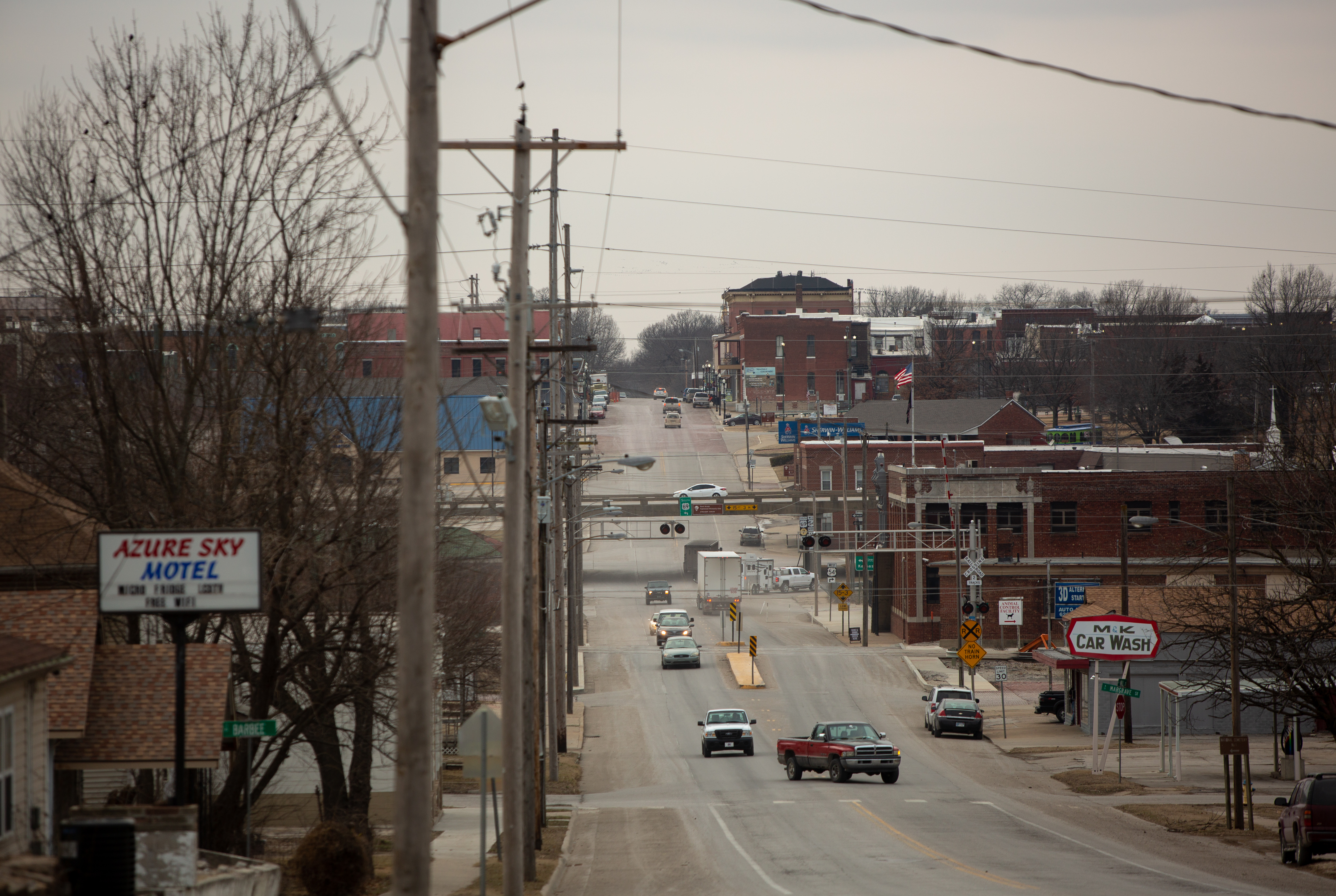 Listen: After Its Hospital Closes, A Pioneer Kansas Town Searches For What Comes Next