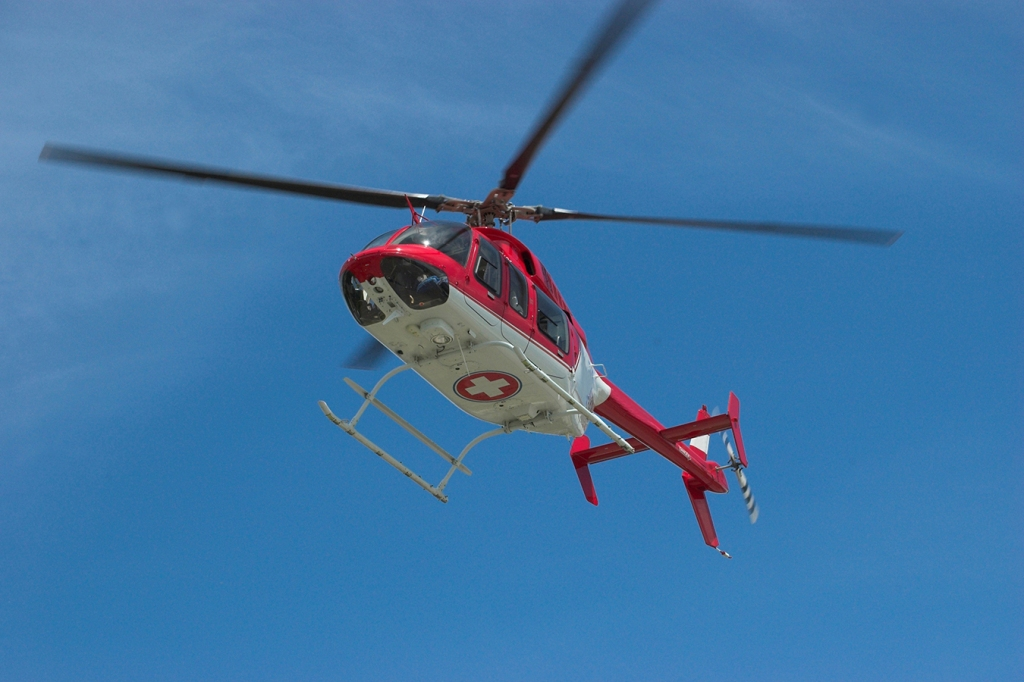 In Combating Surprise Bills, Lawmakers Miss Sky-High Air Ambulance