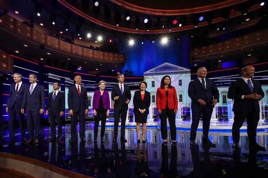 'Medicare For All' Emerges As Early Divide In First Democratic Debate