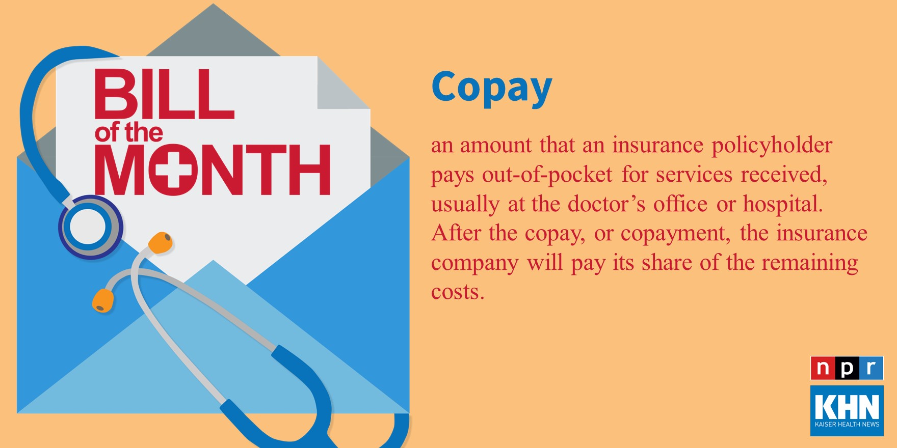 Your Go-To Guide To Decode Medical Bills | Kaiser Health News