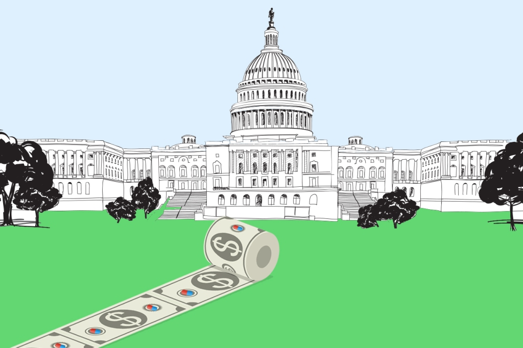 Pharma Cash Rolls Into Congress To Defend An Embattled Industry
