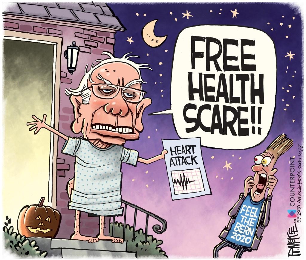 Happy Early Halloween'   Kaiser Health News