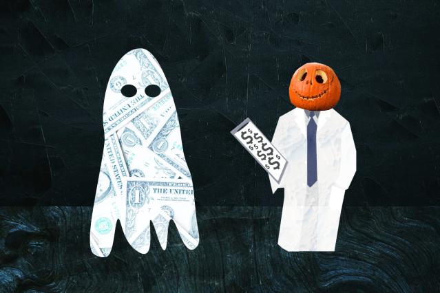 Halloween Health Care Haiku Competition