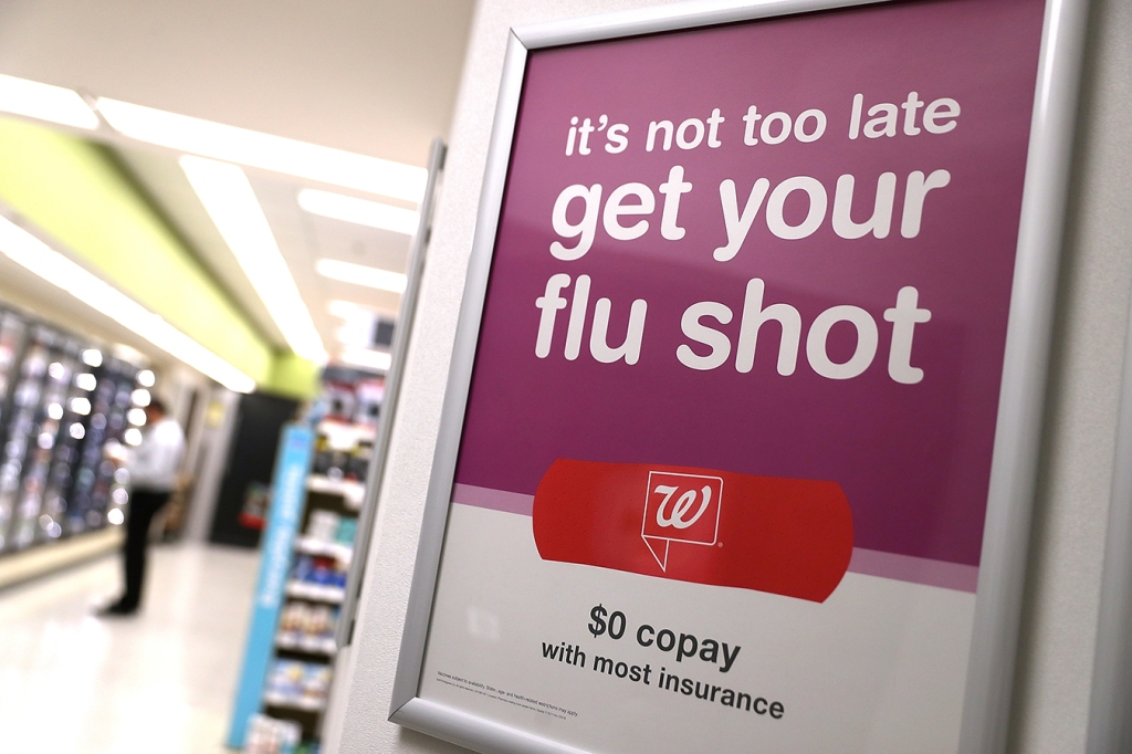 The Startlingly High Cost Of The 'Free' Flu Shot