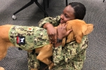 Sit, Heal: Dog Teaches Military Med Students The Merits Of Service Animals